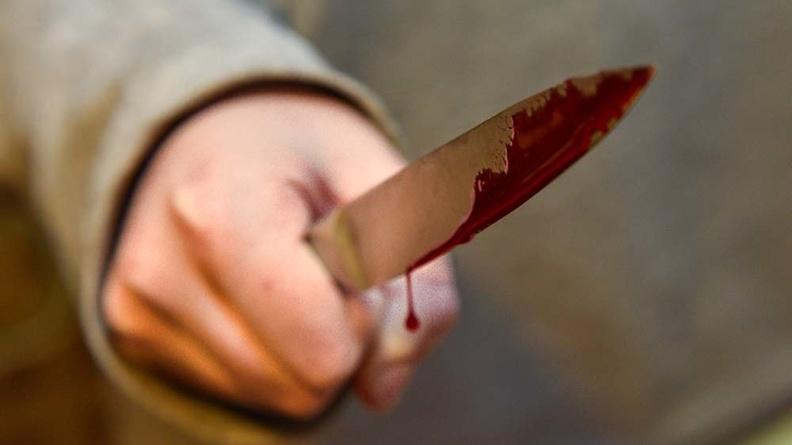 В Горловке правоохранители задержали мужчину, ударившего ножом своего приятеля