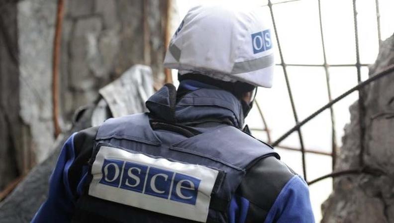 Последние новости от ОБСЕ в Украине на основе информации, поступившей по состоянию на 22 мая 2019 года, 19:30