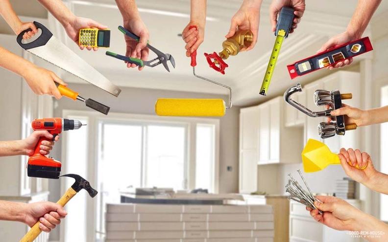 План расходов и выполнение ремонтных работ