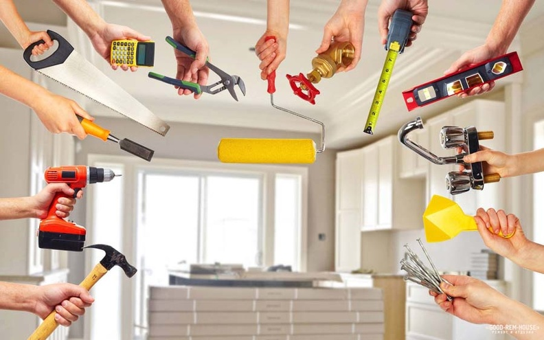 Хитрости ремонта квартир от профессионалов
