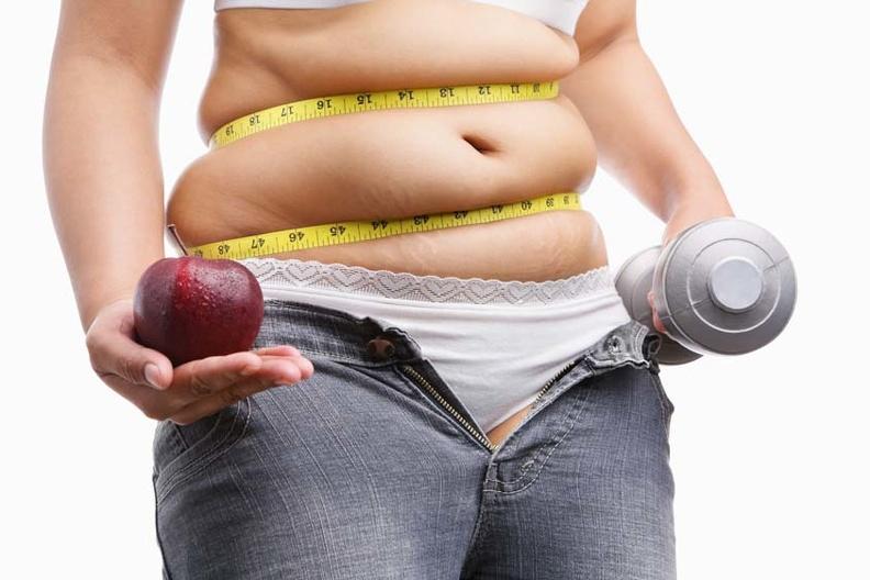 Женщинам с дефицитом веса грозит ранняя менопауза