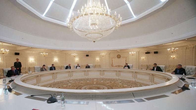 В Минске начались очередные переговоры по Донбассу