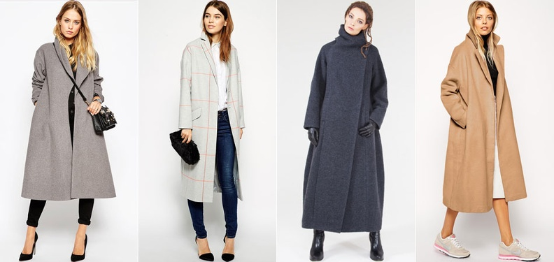 Правила выбора женского пальто