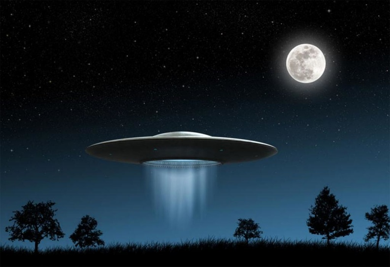 Что делать, если лично увидел НЛО?