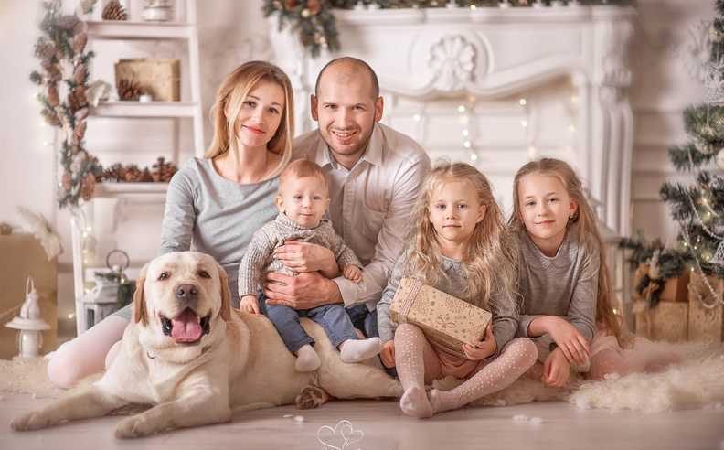 Как подготовиться к семейной фото сессии