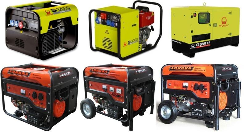 Критерии выбора дизельного генератора