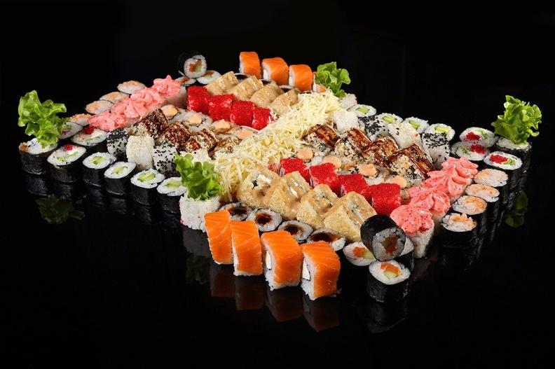 На вкус и цвет все суши разные