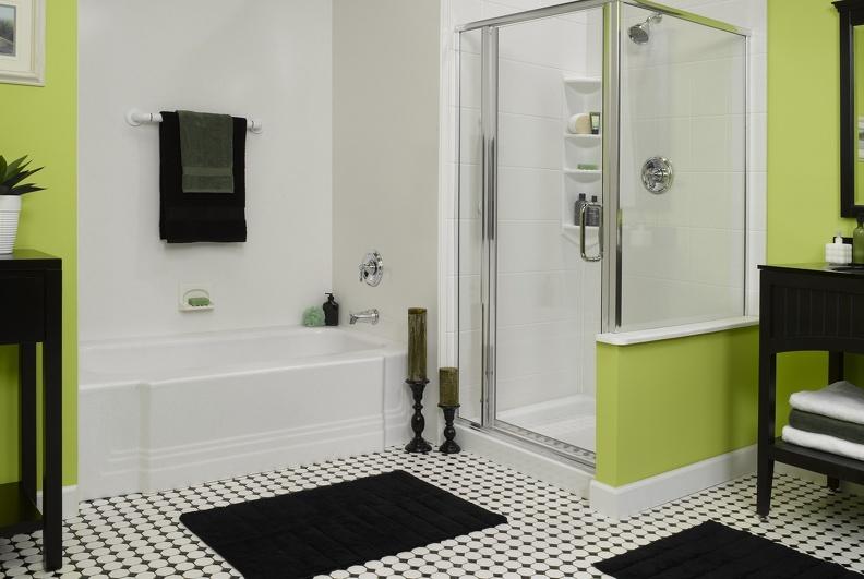 Ремонт ванны - с чего не стоит начинать?