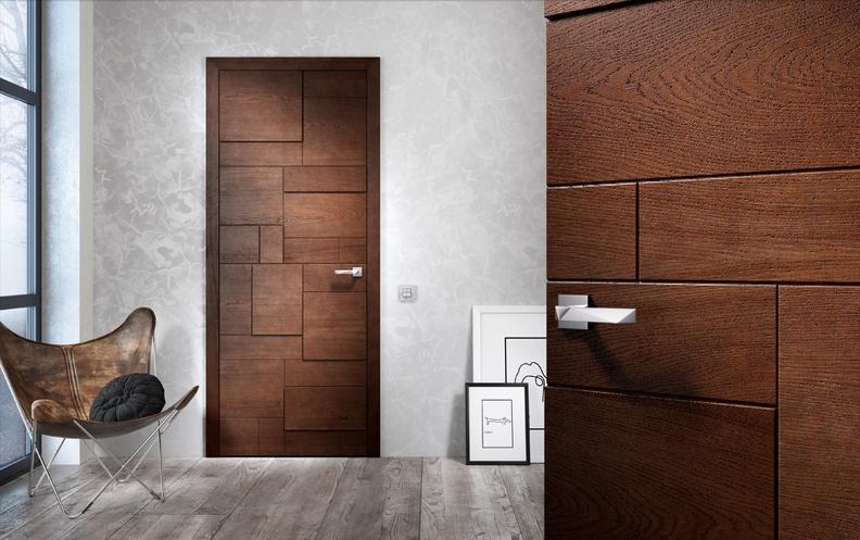Как выбрать входные деревянные двери