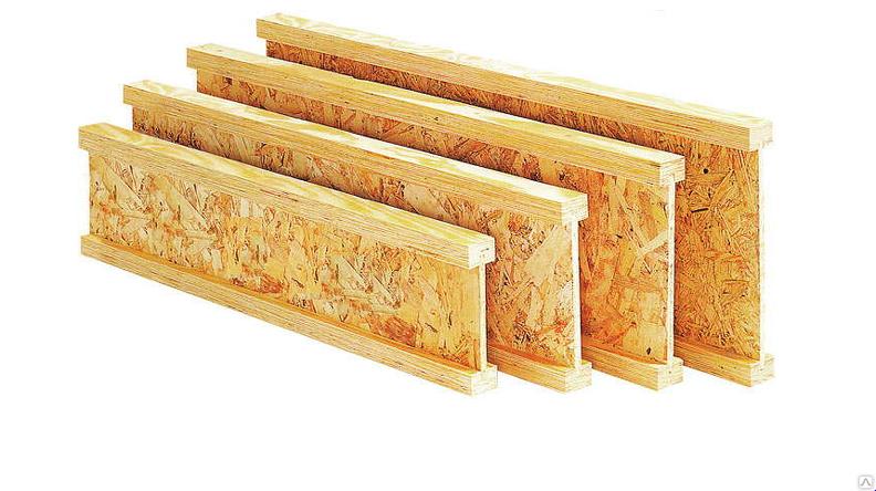 Как подобрать деревянную двутавровую балку