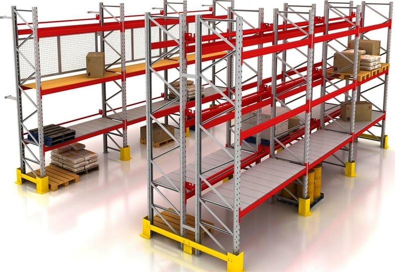 Выбор стеллажа для склада по грузоподъемности и типу конструкции