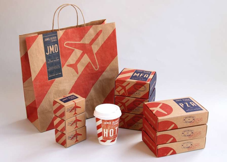 Упаковка – визуальный образ бренда