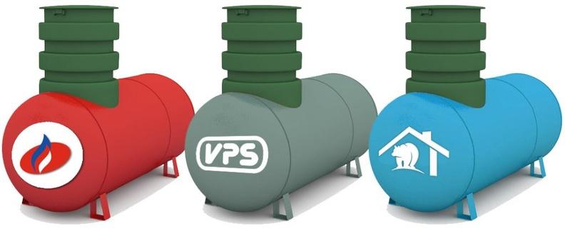 Как выполняется заправка газгольдера?