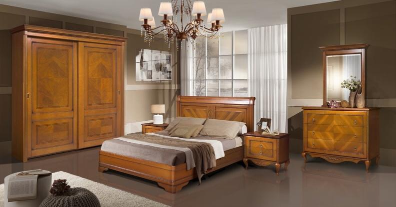 Преимущества и достоинства итальянских спален