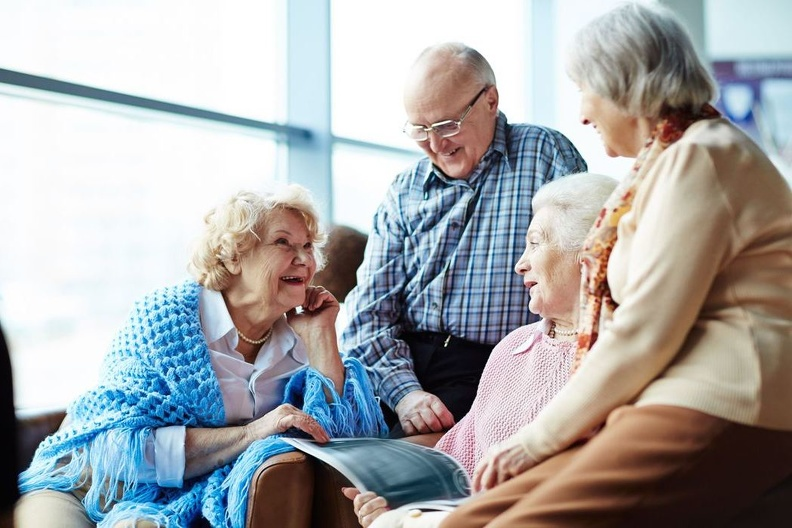 Подбор пансионата для пожилого человека