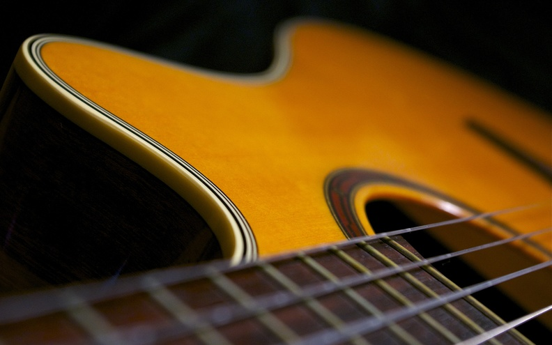 Советы новичку в выборе гитары