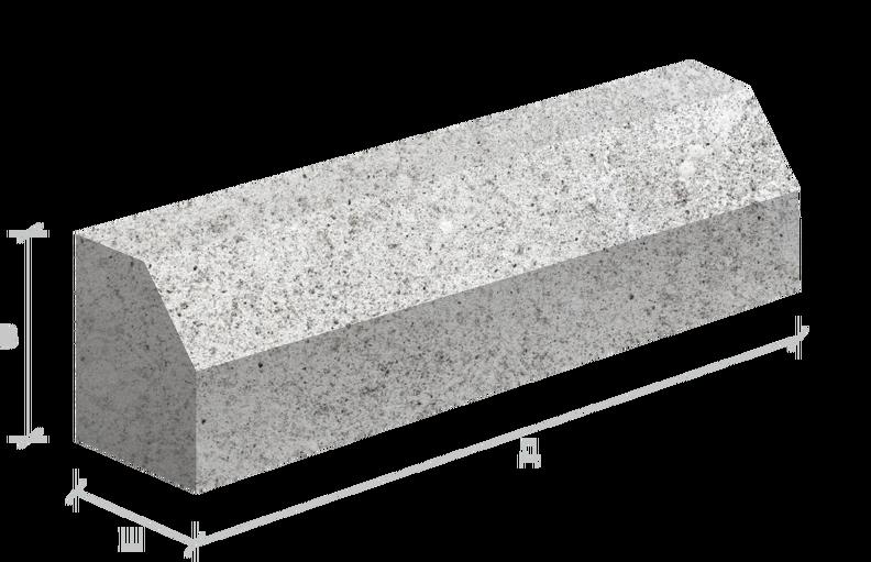 Выбор бордюрного камня