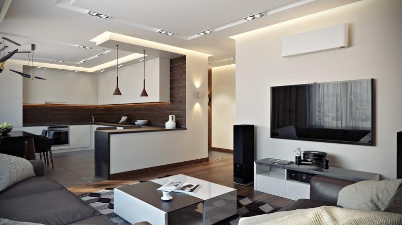 Тонкости дизайна интерьера маленькой квартиры: эффективность и стиль