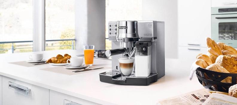 Большой выбор кофемашин и кофемолок в «Coffee Shop»