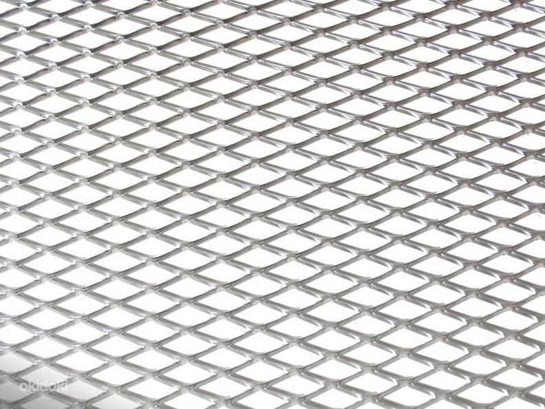 В чём преимущества сетки алюминиевой