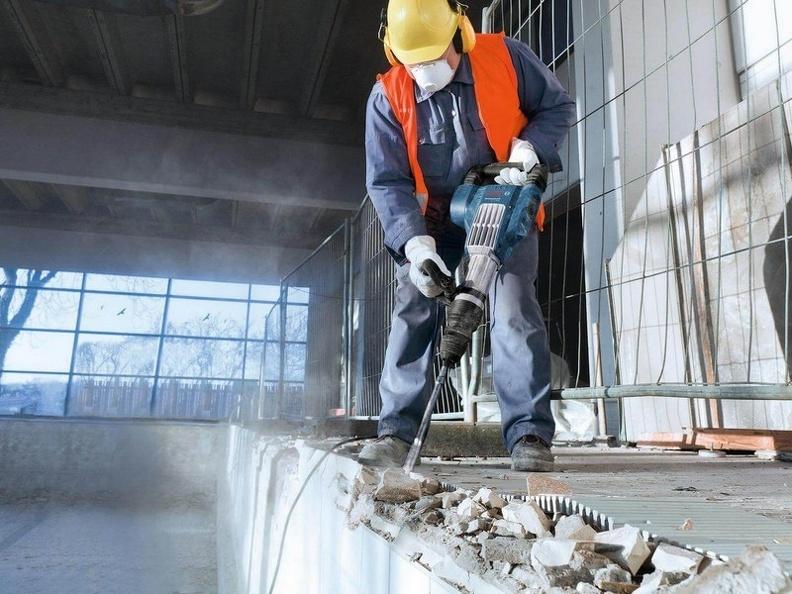 Способы демонтажа железобетонных конструкций