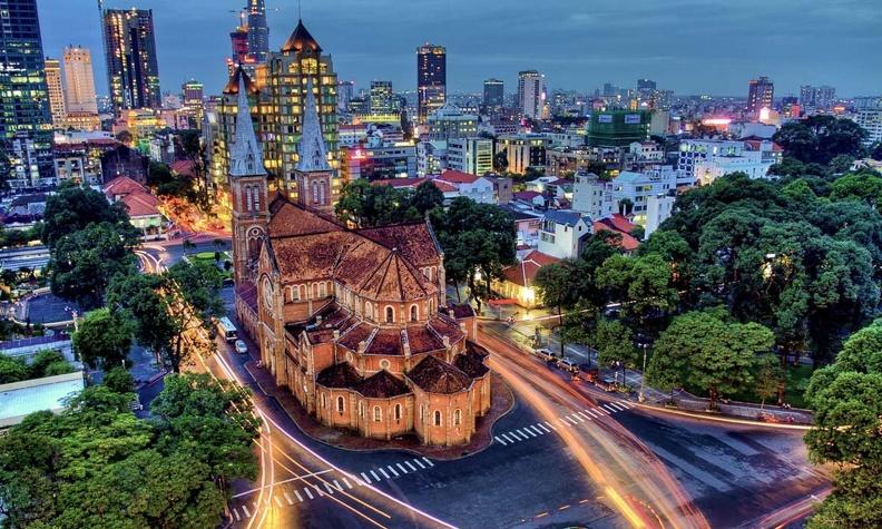 Горящие туры во Вьетнам из Калининграда