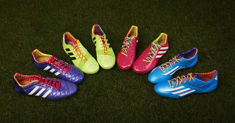 Фирменные футбольные бутсы Adidas в интернет - магазине Atributika