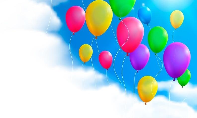 Воздушные шары: основные виды