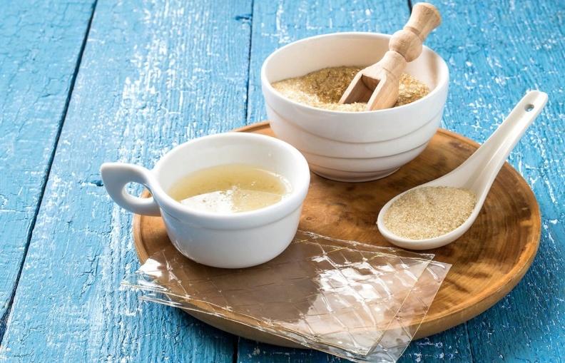 Выбор желатина для вкусного мармелада