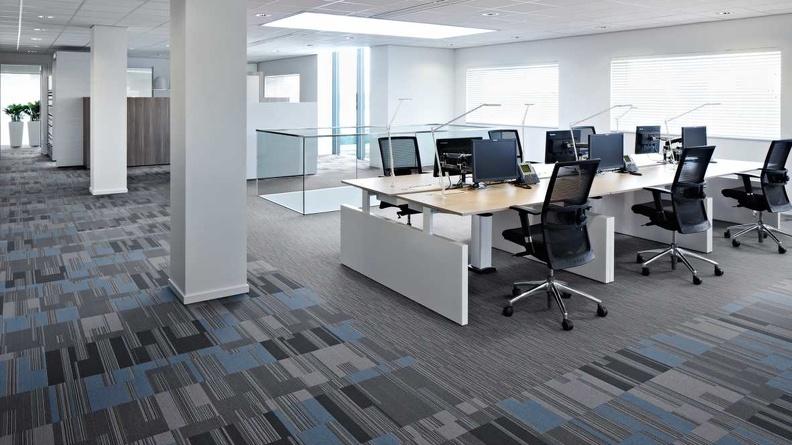 Как правильно подобрать ковролин для офиса