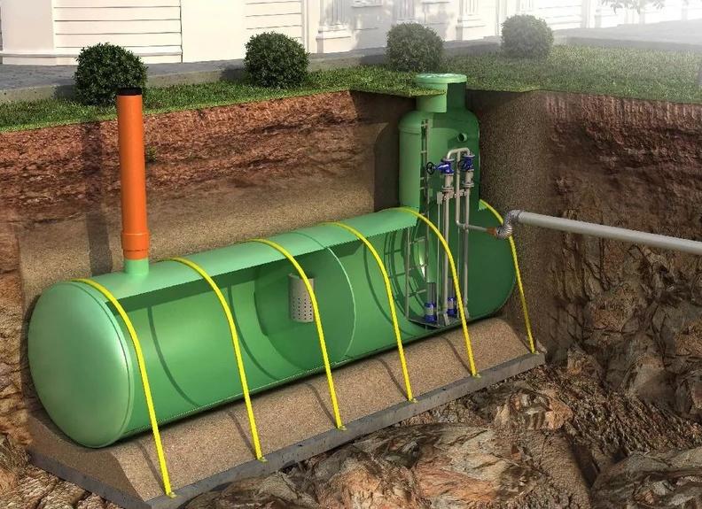 Выбор канализационного насоса