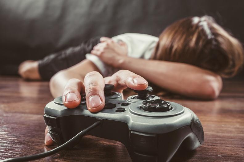 Игровая зависимость: причины, стадии развития