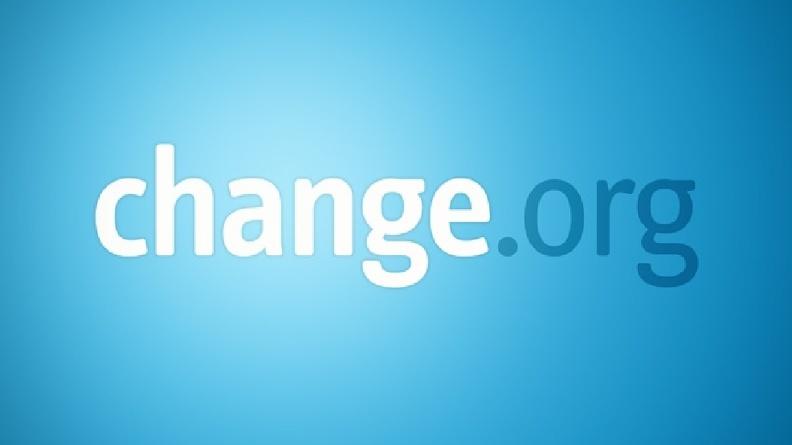 Change.org - голос народа или инструмент пиара YouTube продюсеров?