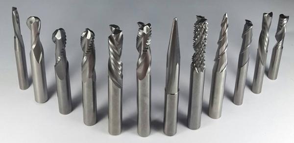 Выбор фрез для обработки металлов