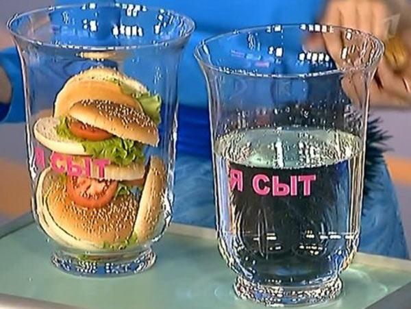 Информация о похудении в воде фото