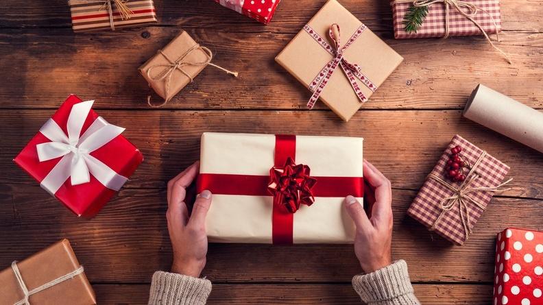 В чём состоит событие в получении корпоративных подарках