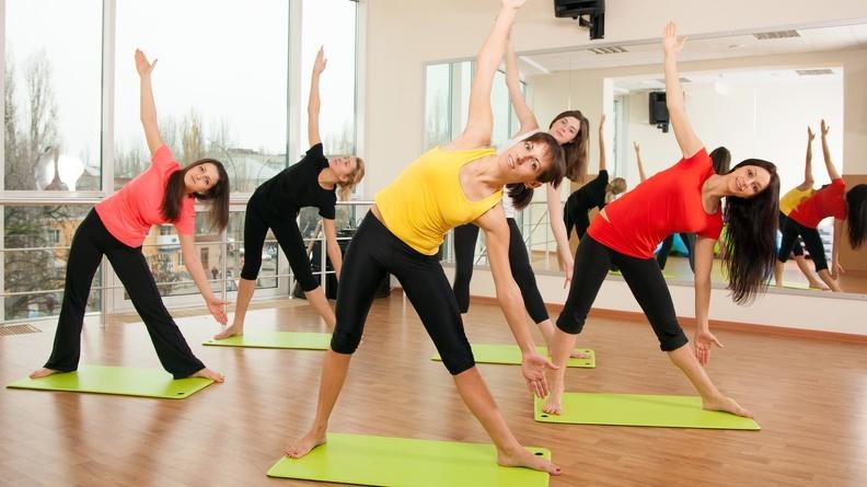 Фитнес -клуб: удовольствие для души и тела