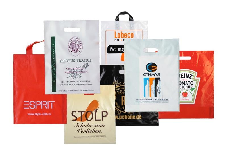 Печать на пакетах: способы нанесения, оборудование