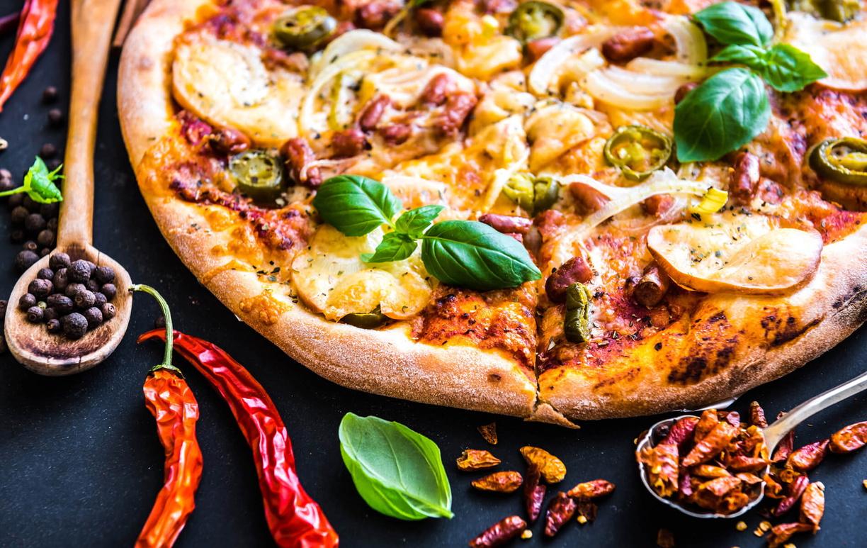 Сервисы по доставке пиццы