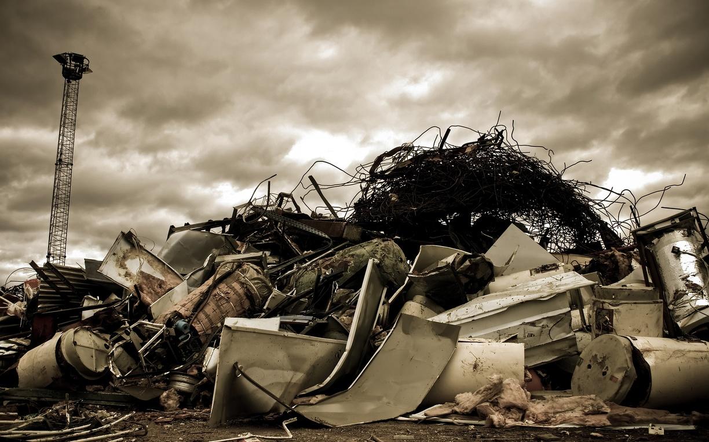 Ценность переработки металлического вторсырья