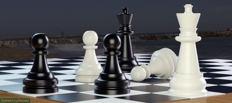 Почему стоит играть в онлайн шахматы
