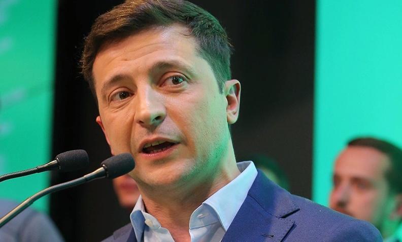 Зеленский рассказал, как намерен закончить войну в Донбассе