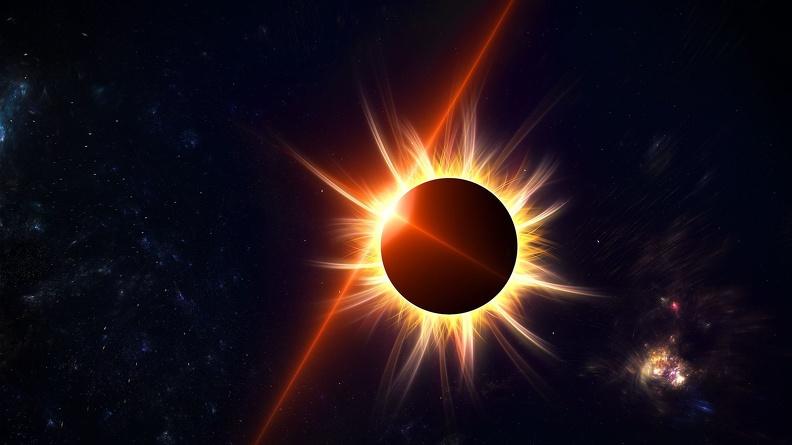 Солнечное затмение 21 июня 2020: влияние и опасности
