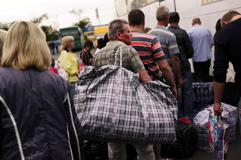 Германия выделит Украине €25 млн для переселенцев