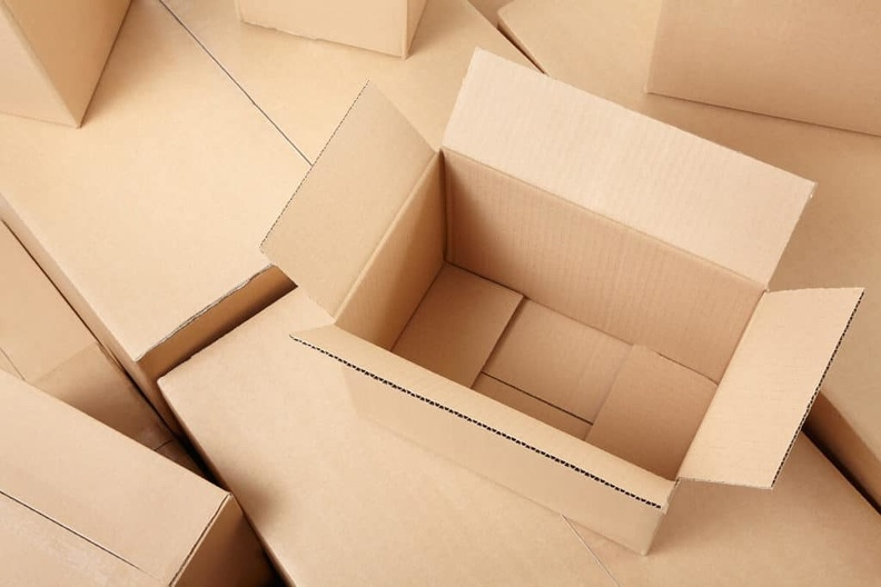 Особенности тары из гофрированного картона