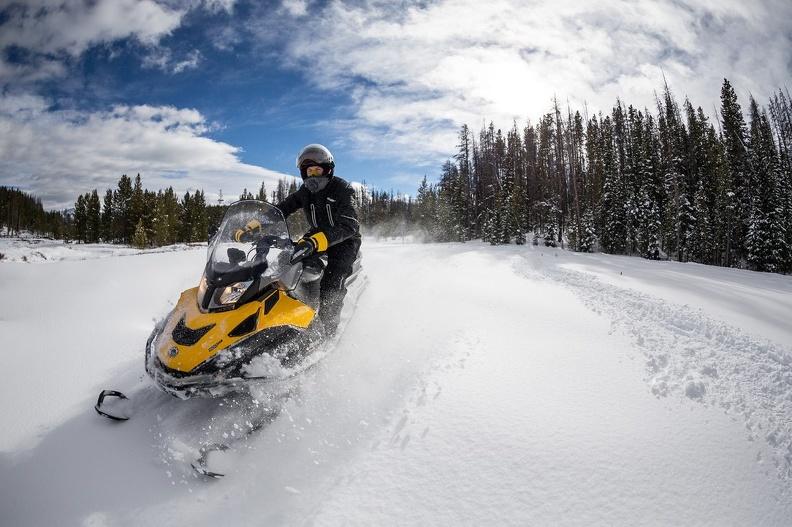 Экипировка для снегоходов