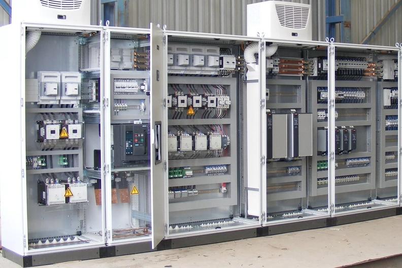 Основной ассортимент электрощитового оборудования