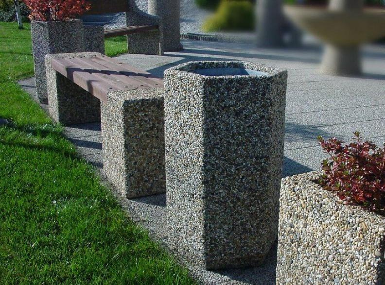 Почему бетонные урны самые лучшие