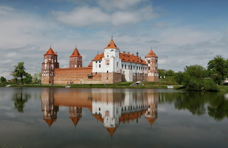 Путешествие по Белоруссии