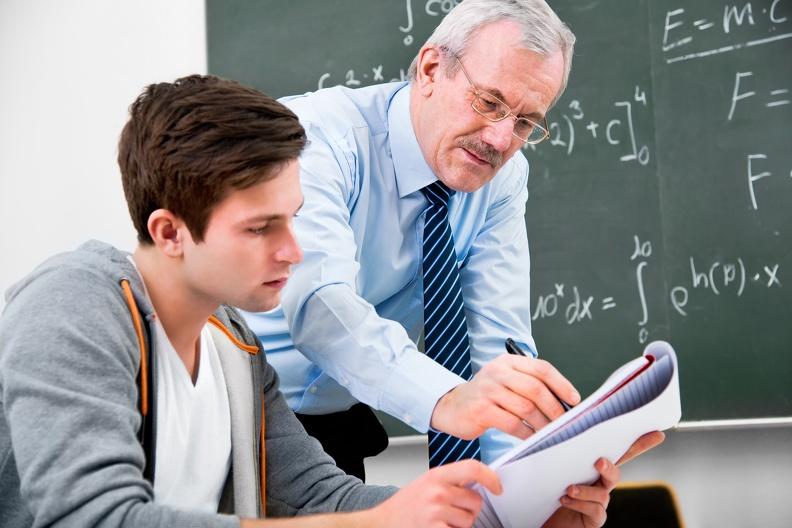 Почему репетитор лучше учителя
